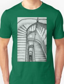 Schwerin Palace staircase Unisex T-Shirt