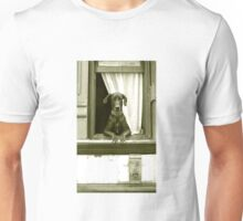 waiting for the mail Unisex T-Shirt