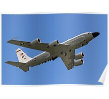 Boeing RC-135V Rivet Joint 64-14841/OF Poster