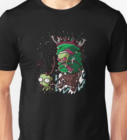 THE INVADER STOLE X-MAS T-Shirt/Case Unisex T-Shirt