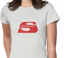 Dept S  Womens Fitted T-Shirt