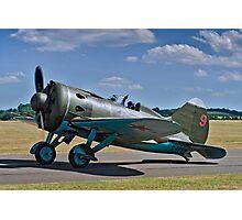 "Polikarpov I-16 ""Rata"" D-EPRN red 9 Photographic Print"