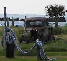 Rusty truck full by Jamaboop