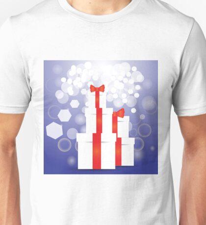 gift box Unisex T-Shirt