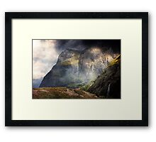 The Wilderness Voices Framed Print