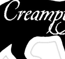 Carmilla the Creampuff Sticker