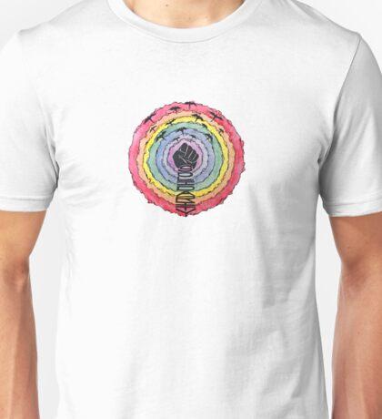 Solidarity Rainbow Unisex T-Shirt
