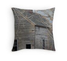 Waterloo Barn Throw Pillow