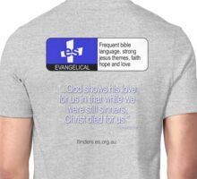 """Rated es"" Unisex T-Shirt"