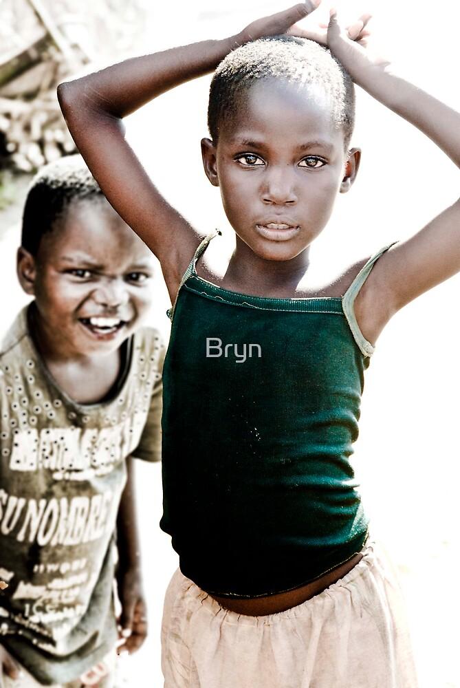 Beautiful Girl - Burundi by Bryn