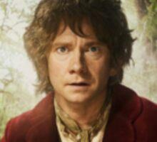 Bilbo Baggins Stare Sticker