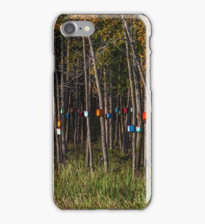 Bird House Forest iPhone Case/Skin
