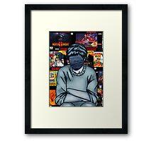 tavo Framed Print