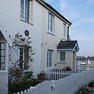 Harbour cottage by Jennifer Bradford