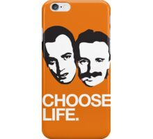 Trainspotting - Choose Life iPhone Case/Skin