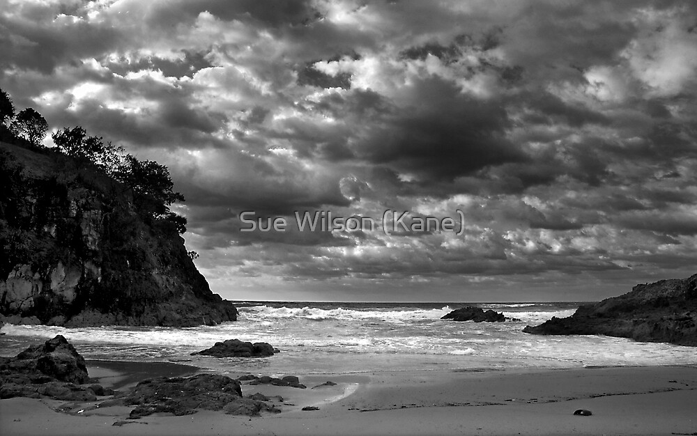 Approaching storm by Sue Wilson (Kane)