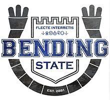 Bending State University by JBrookfield