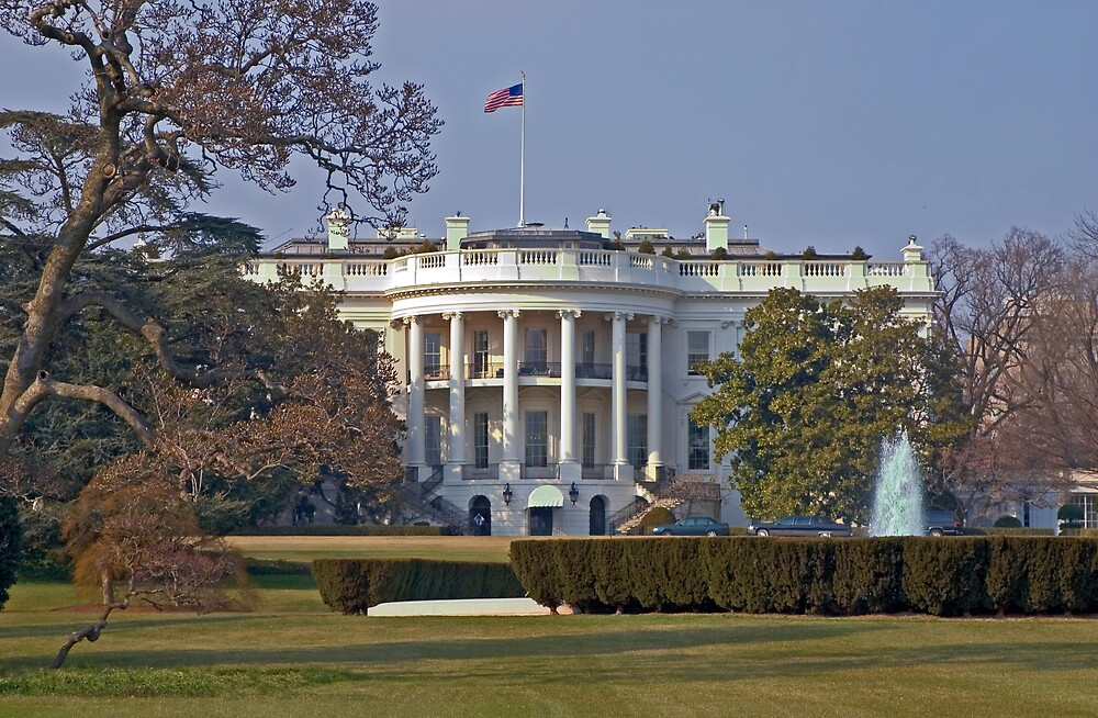 The White House II by shadow2