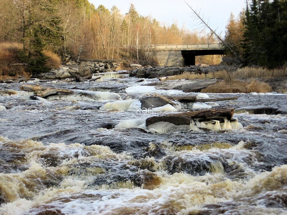 Rapids by kari