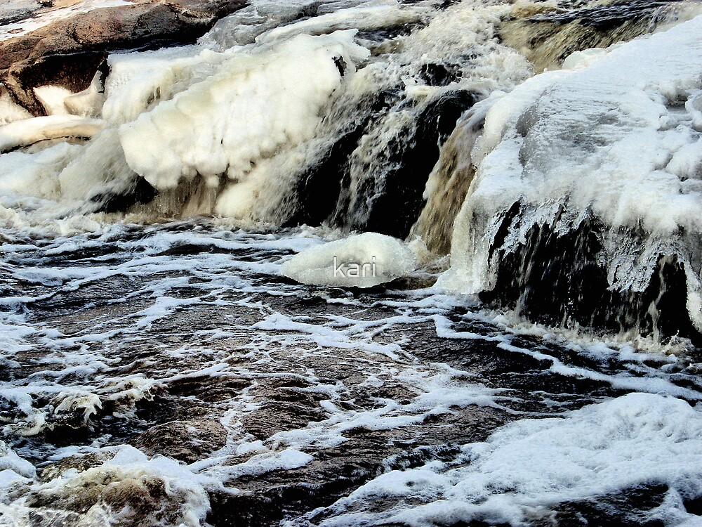 Icey by kari