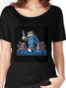 Timecraft Women's Relaxed Fit T-Shirt