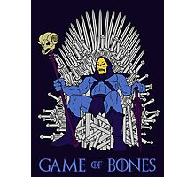 Game Of Bones Photographic Print