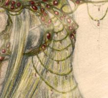 Thranduil of Mirkwood Sticker