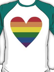 LBGT heart T-Shirt