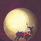 The Christmas Ravenstag by Brie Alsbury