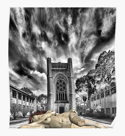 The Fallen - Rose Moxon & Paul Louis Villani Poster