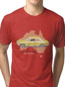 HQ Holden - Classic Australian Cars  Tri-blend T-Shirt
