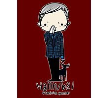 Hannibal the Cannibal Photographic Print