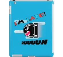 Ruuun iPad Case/Skin