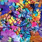 Happy Festival of the Rainbow's Butterflies by Nira Dabush