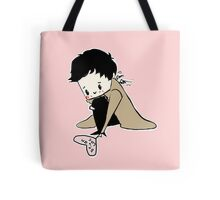 Itty Bitty Wittle Castiel Tote Bag