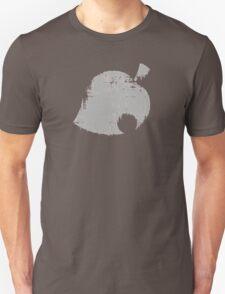 Animal Crossing Leaf Distressed T-Shirt
