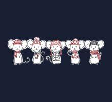 Mouse Winter  Kids Clothes