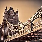 Tower Bridge, London by Graham Prentice