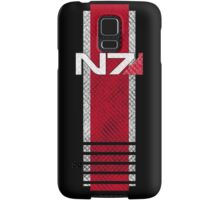 N7 worn Samsung Galaxy Case/Skin