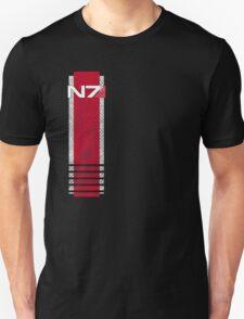 N7 worn T-Shirt