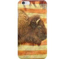 American Buffalo iPhone Case/Skin