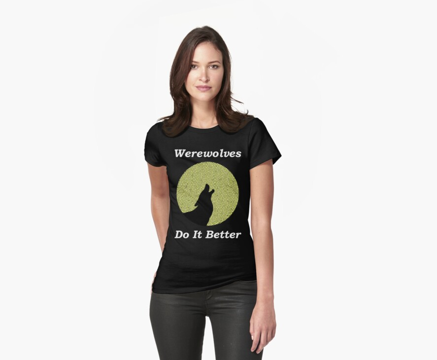 Werewolves Do It Better3 by CelticFox