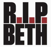 RIP Beth by Kf5jak