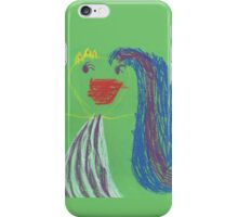 Green Queen iPhone Case/Skin