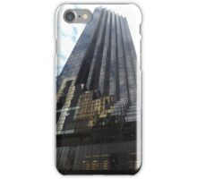 Classic Architecture, Trump Tower, 5th Avenue, New York City iPhone Case/Skin