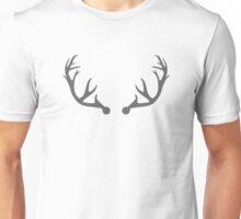 Deer antlers Unisex T-Shirt