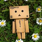 Danbo and daisies, what more could you ask for? by Prettyinpinks