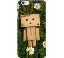 Danbo and daisies, what more could you ask for? iPhone Case/Skin