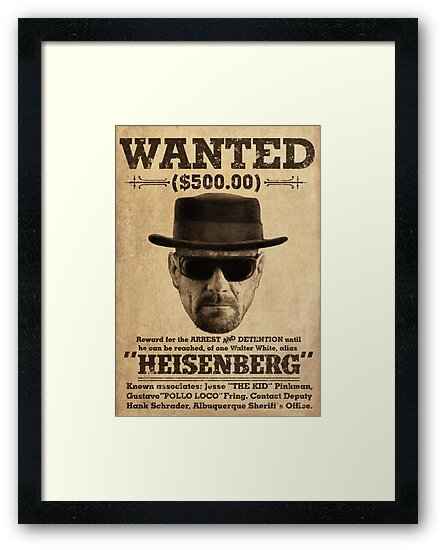 Wanted by Eric Fan