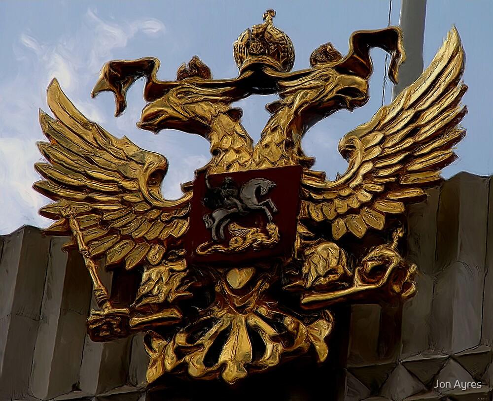 Russian Pride by Jon Ayres